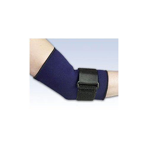 (Safe-T-Sport Neoprene Tennis Elbow Sleeve, Extra Large Black )