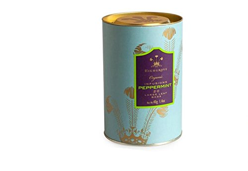 Duchess Coffee (HIGHGROVE ROYAL GARDENS - Organic Peppermint Infusion - 3 x 20 tea bags (60 tea bags))