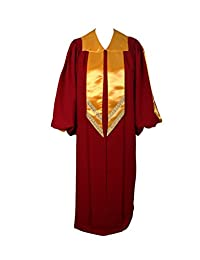 GradPlaza Deluxe Crescendo Choir Robe With Cuff Sleeves