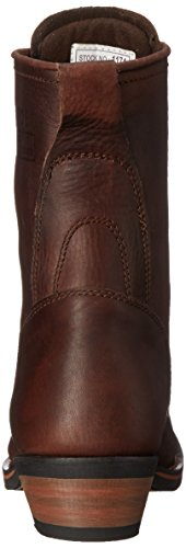 Chestnut 9 inch Packer Steel Men's Boot Toe Adtec 56qwTH106