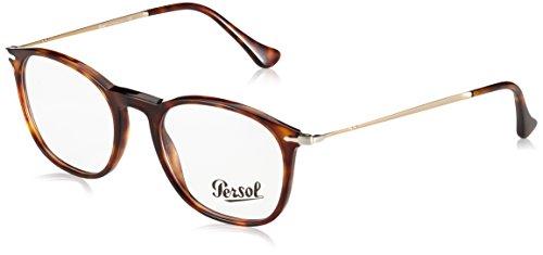 Persol Brown Frame (Persol Men's PO3124V Eyeglasses Havana 50mm)