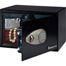 SentrySafe Security Safe, 0.5 Cu. Ft. Capacity, Black