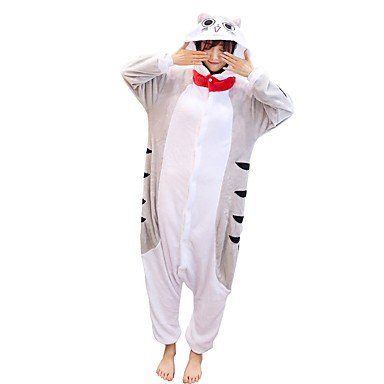 Pijamas gato mallas mallas/pijama entero Fiesta/Vacaciones pijama a Fantasia animales Halloween animales