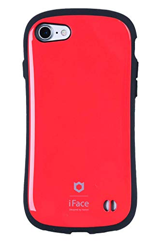 iFace First Class Standard iPhone8 / 7 ケース 耐衝撃/レッド