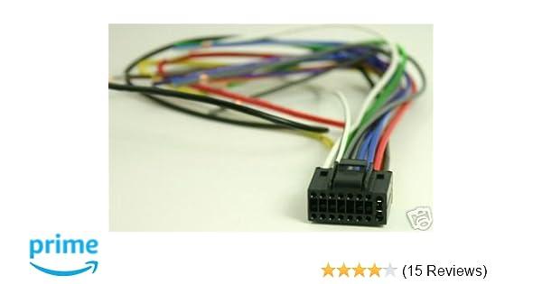 Amazon Kenwood Harness Kdc Mp342u Kdc Mp345u Ddx 318 Ddx 319