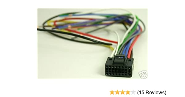 kenwood kdc 128 wiring diagram wiring diagram technic harness 2 11 nuerasolar co u2022amazon com kenwood harness kdc mp342u kdc mp345u ddx 318 ddx 319 rh amazon com kenwood wiring harness diagram colors