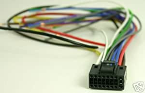 amazon.com: kenwood harness kdc-mp342u kdc-mp345u ddx-318 ... kenwood ddx318 wiring diagram #1