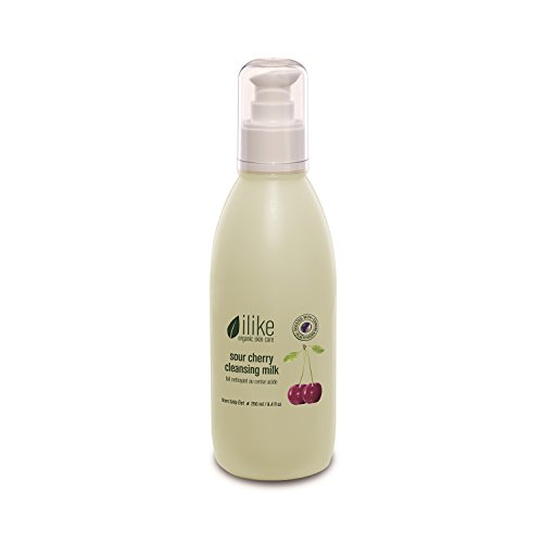 ilike Sour Cherry With Blackthorn Cleansing Milk - 8.4 fl oz