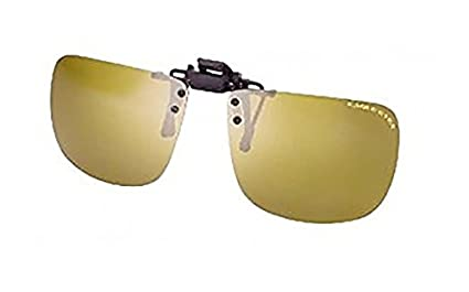 38b4bdb321 Image Unavailable. Image not available for. Colour  Eagle Eyes Clip On  Sunglasses ...