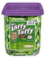 Laffy Taffy - Sour Apple, 165 count tub (165 Tub Ct)