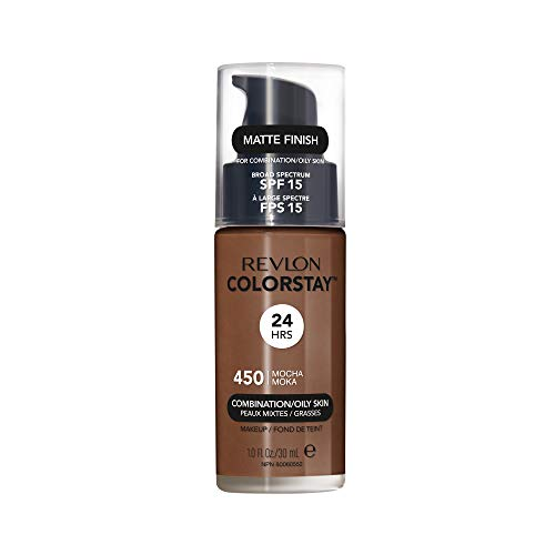 Revlon ColorStay Makeup For Combination /Oily Skin with SPF 15 450 Mocha