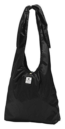 Elodie Details–Cochecito Bolsa para carro de la compra, color negro brillante