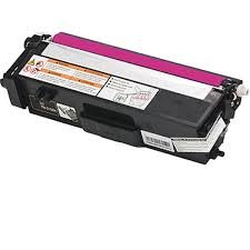 004 Laser Toner Cartridge (Brother Genuine Brand Name, OEM TN315M (TN-315M) High Yield Magenta Toner Cartridge (3.5K YLD))