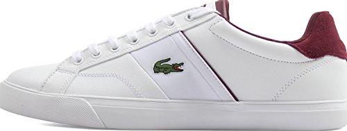 Men's Fairlead 317 Sneaker 2 White Lacoste O5q6xdwO