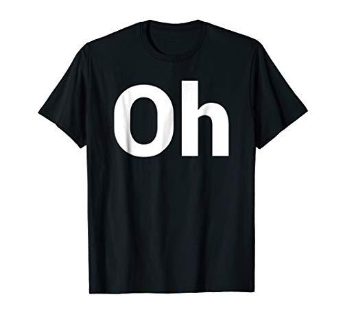 Oh T-Shirt | Oh Deer Halloween Costume ]()