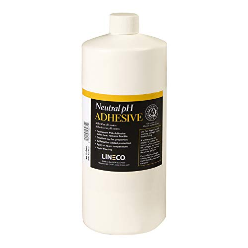 Lineco Neutral pH Polyvinyl Adhesive, 1 Quart (901-1032) ()