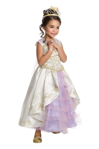 Rubies Deluxe Princess Wedding Costume Dress, Child Small