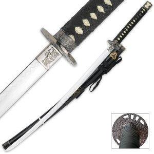 Original Kill Bill Bride Sword hattori Hanzo]()