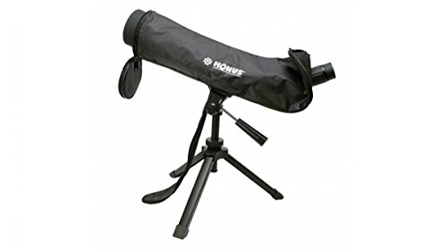 KONUS 7120 20x-60x80mm Spotting Scope with Tripod and Case (Used Schmidt And Bender Scopes For Sale)