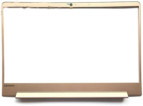 Nodrlin LCD Bezel Screen Cover Front Frame for Lenovo Ideapad Air 13 710S-13ISK Golden Color 5B30L20737