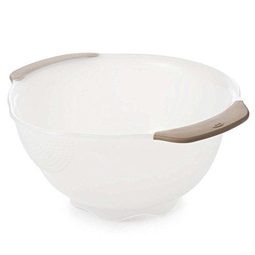 - OXO Good Grips Rice, Quinoa and Small Grains Washing Colander