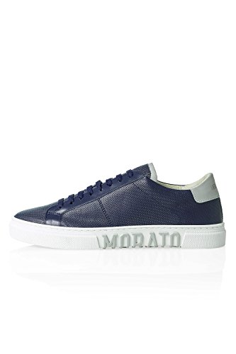 Blue Sneaker Echtleder Light Top Low Herren Casual Morato Antony Aqw18xRB