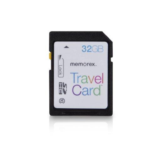 (Memorex SDHC 32GB Travel Card)