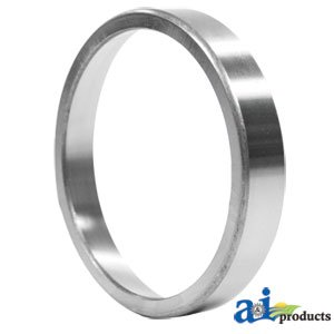 A&I Products Bearing, Cup; Rear Axle Outer Replacement for Massey Ferguson ...