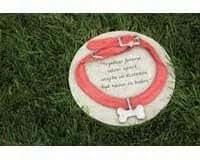 Evergreen Enterprises Dog Collar Garden Stone Garden, Lawn, Supply, Maintenance