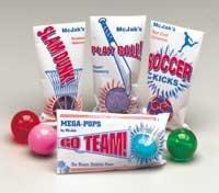 Basketball Motif Lollipops - 60 /Box
