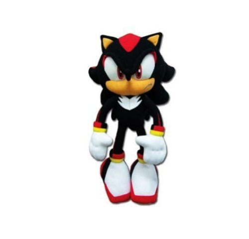 Sonic the Hedgehog Plush Toy - Shadow 12 inches (apx. 30cm) by BabyCenter