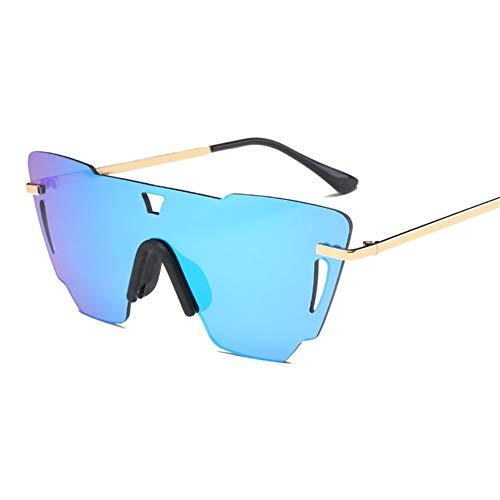 europea de y de sin gafas de gafas sin Gafas sol americana marco sol la marco moda de NIFG A sol de A6PZBw