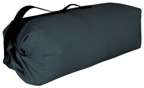 - Champro Canvas Duffle Bag (Black, 42 x 24)