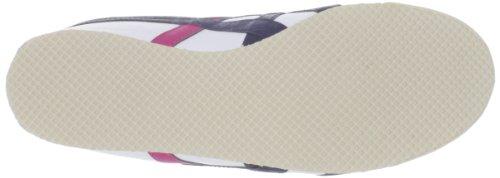 Tiger White Women's Mexico navy Sneaker 66 Onitsuka ASICS CwqA8Sp