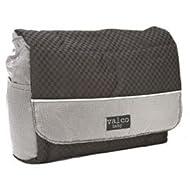 Grey Babymel Big Slouchy Bow Changing Bag
