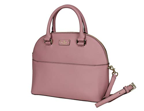 Kate Spade New York Grove Street Carli Leather Womens Bag (DUSTY PENNY) ()