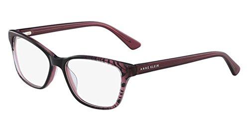 Eyeglasses Anne Klein AK5055 AK 5055 Burgundy