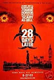28 Days Later Adv 27x40 One Sided Original Movie Poster