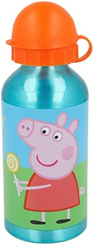 Stor Botella Aluminio 400 ML | Peppa Pig