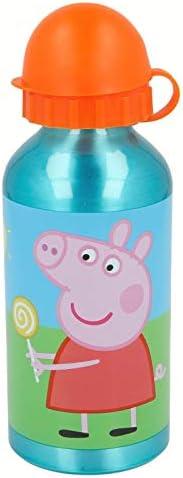 Stor Botella Aluminio 400 ML | Peppa Pig