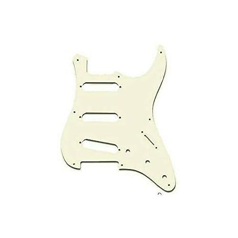 Pickguard - Rodapiés para guitarra Fender Stratocaster, color ...