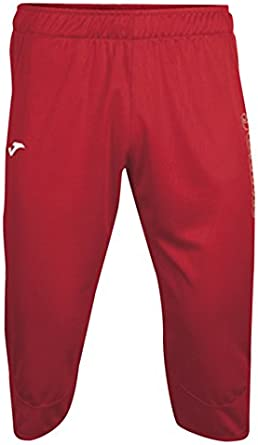 Joma, Pantalon Pirata Vela Rojo para Hombre