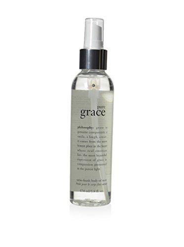 Philosophy Pure Grace Satin-Finish Body Oil Mist, 5.8 Ounce