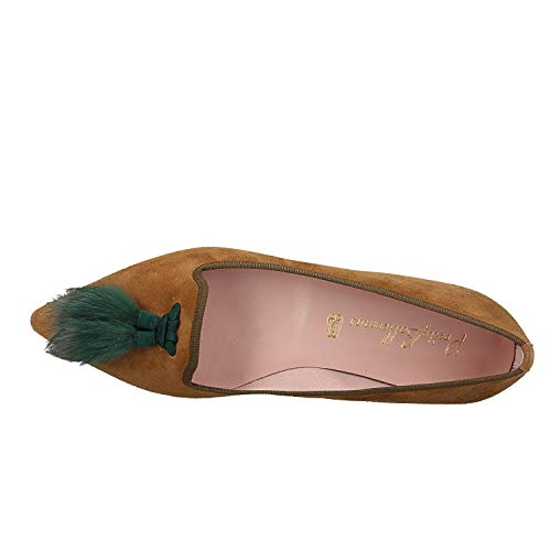 47486 Flatss Ballerinas Marrone Texa Balletto Angelis Pretty CqtFxzaF