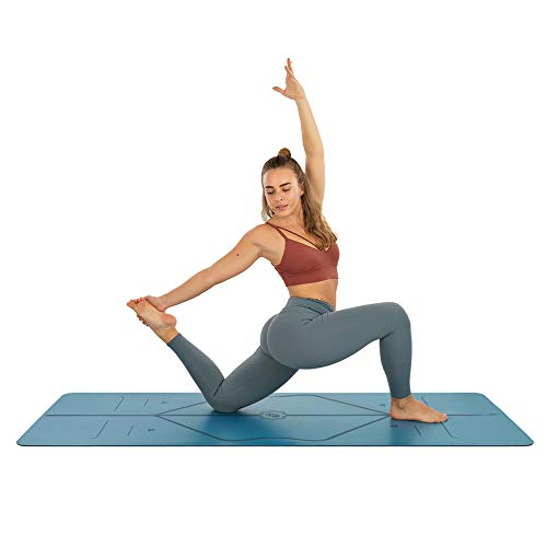 Amazon.com: Liforme - Esterilla de yoga original, respetuosa ...