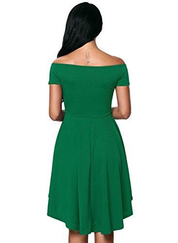 Cfanny - Vestido - para mujer Verde