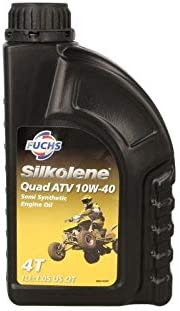Silko Quad ATV 10W40 - Aceite para motor de, 1 L: Amazon.es: Coche y moto