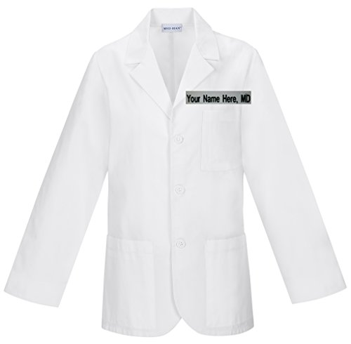 Labcoat Personalized 31
