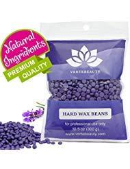 Wax Beans 2.2lb - Hard Wax Beads for Hair Removal - Brazilian Eyebrow Home Body Wax for Men Women
