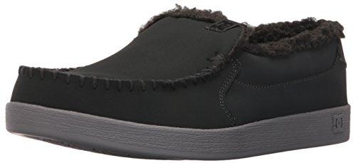Dc Heren Schurk Wnt Slip-on Sneaker Grijs